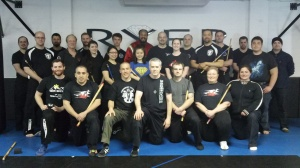 Pittsburgh 2015 Spring Martial Arts Camp